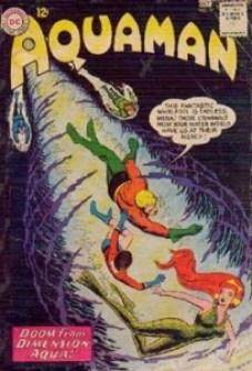 Aquaman 11 InvestComics