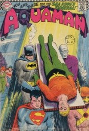 Aquaman 30 InvestComics