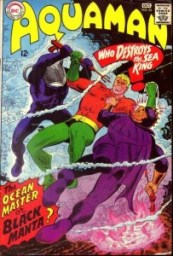 Aquaman 35 InvestComics