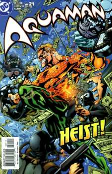 Aquaman VOL 6 21 InvestComics