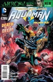 Aquaman Vol 7 16 InvestComics