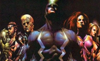 Black Bolt – Inhumans Checklist