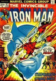Iron Man 57 InvestComics