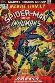 Marvel Team-Up 11 InvestComics