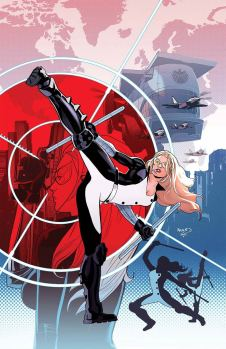 Mockingbird Shield 1 InvestComics