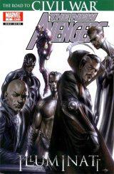 New Avengers Illuminati 1 InvestComics