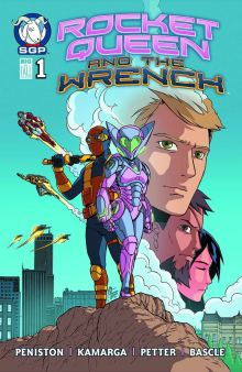 Rocket Queen And The Wrench 1 InvestComics