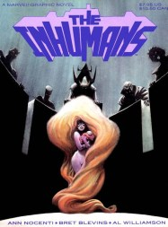 The Inhumans Graphic Novel InvestComics