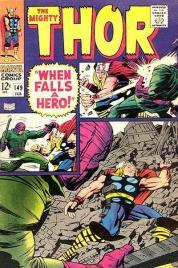 Thor 149 InvestComics