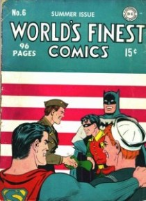 Worlds Finest Comics 6 InvestComics