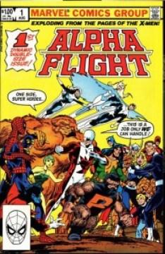Alpha Flight #1 InvestComics