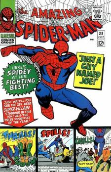 Amazing Spider-Man 38 InvestComics