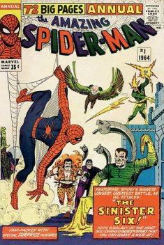 Amazing Spider-Man Annual 1