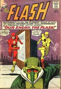 Flash 147 InvestComics