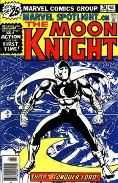 Marvel Spotlight 28 InvestComics