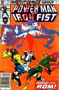 Power Man Iron Fist 73 InvestComics