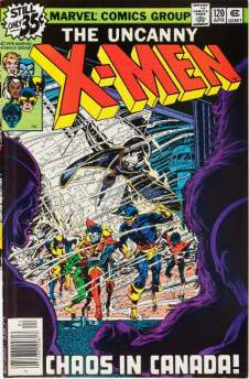 Uncanny X-Men 120 InvestComics