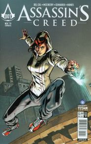 Assassins Creed 1 InvestComics