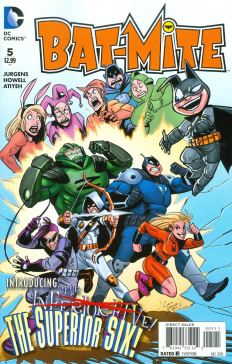 Bat-Mite 5 InvestComics