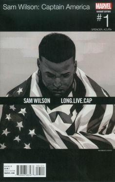 Captain America Sam Wilson 1 InvestComics