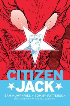 Citizen Jack 1 InvestComics