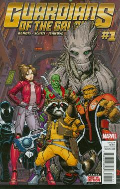 Guardians of the Galaxy 1 InvestComics