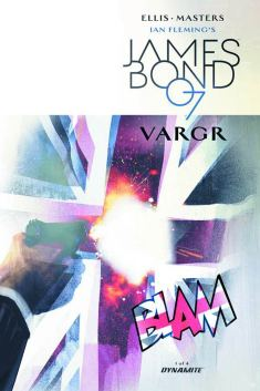 James Bond 1 InvestComics