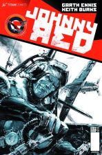Johnny Red 1 InvestComics