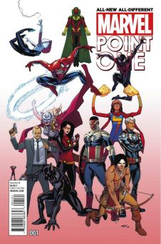 Marvel Point 1A InvestComics