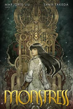 Monstress 1 InvestComics