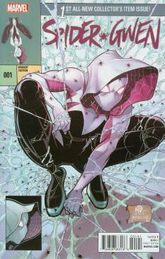 Spider-Gwen 1 InvestComics