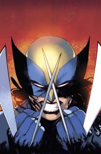 All new Wolverine 1