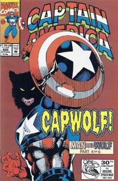 Captain America 405