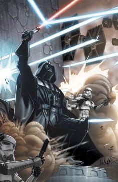 Darth Vader InvestComics