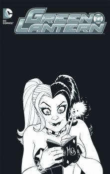 Green Lantern 47 Harley Quinn