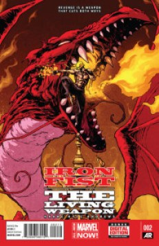 Iron Fist The Living Weapon 2