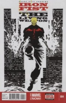 Iron Fist The Living Weapon 4