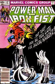 Power Man and Iron Fist 87