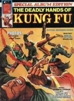 The Deadly Hands Of Kung Fu 1 InvestComics