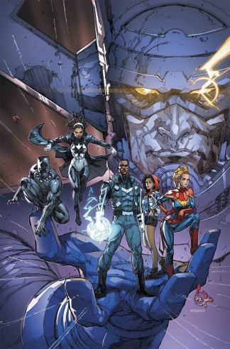 Ultimates 1 InvestComics