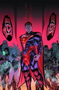 Injustice Gods Among Us Year Five 1
