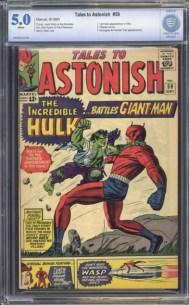 Tales to Astonish 59