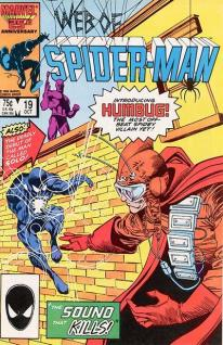 Web of Spider-Man 19