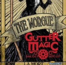Review – Gutter Magic #2
