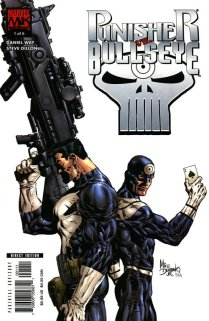 Punisher vs Bullseye