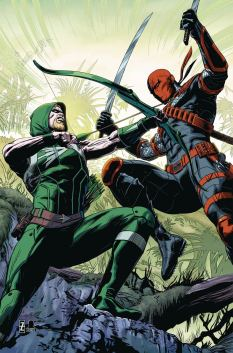 Green Arrow #51