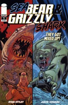 Sea Bear and Grizzly Shark #1