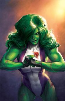 Totally Awesome Hulk #4