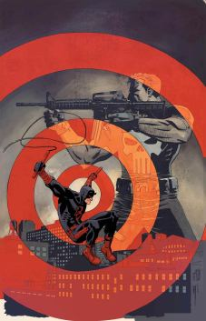 Daredevil Punisher #1
