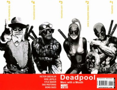 Deadpool Merc With A Mouth #7